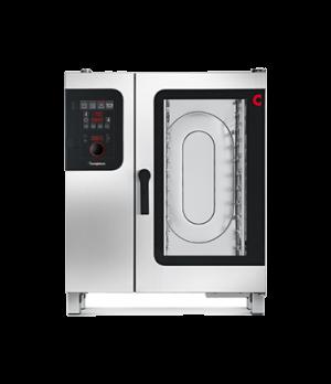 "Combi Oven/Steamer, electric, steam generator, (10) 13"" x 18"" half size sheet pa"