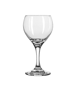 Red Wine Glass, 8-1/2 oz., Safedge® Rim and foot guarantee, TEARDROP™, (H 6-1/8""