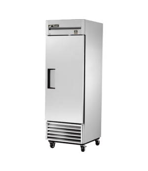 Freezer, Reach-in, one-section, -10°F, (1) stainless steel door, stainless steel