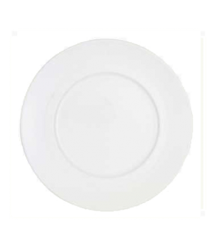 "Plate, 9-7/8"", premium porcelain, Marchesi"