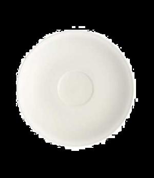 "Saucer, 5-7/8"", (cup OCR's -1300), premium bone porcelain, Stella Hotel"