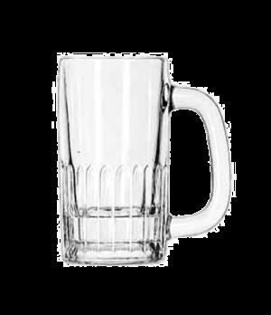 """Mug, 8-1/2 oz., handled, (H 5-3/8""""; T 2-7/8""""; B 2-3/4""""; D 4-5/8"""")"""