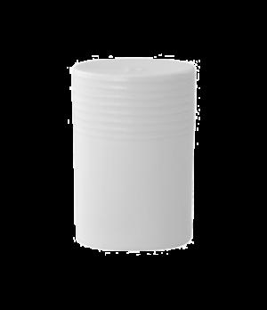 """Pepper Shaker, 3"""", premium porcelain, Sedona"""