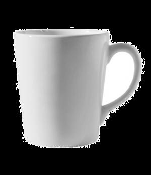 Cafe Euro Mug, 12 oz. (0.34 liter), large, scratch resistant, oven & microwave s