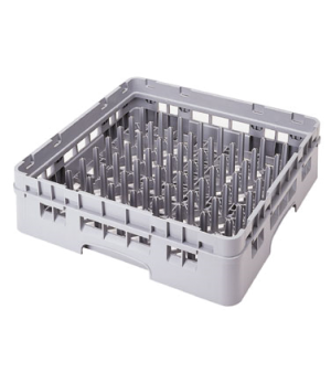 "Camrack® 9 x 9 Peg Rack, with 1 extender, full size, 19-3/4"" x 19-3/4"" x 5-5/8"","