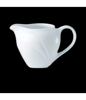 Jug / Creamer, 2-1/2 oz., handled, Distinction, Alvo, Alvo White (UK stock item)