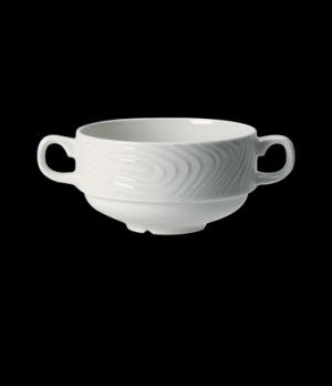 Soup, 10 oz., handled, stackable, freezer/microwave/dishwasher safe, lifetime ed