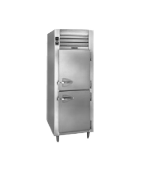 Spec-Line Refrigerator/Freezer Dual Temp Cabinet, Reach-in, One-Section, designe