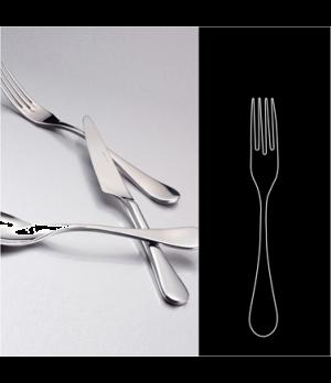 "Salad/Dessert Fork, 7-5/8"", 18/10 stainless steel, WNK, Java (USA stock item) (m"