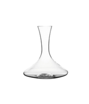 "Decanter, 50-3/4 oz., glass, clear, Toscana, Spiegelau (H 10-3/4""; T 2-7/8""; B 4"