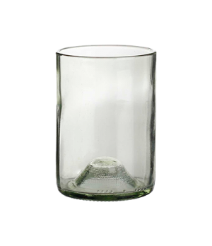 "Tumbler 12 oz., glass, clear, Arcoroc, Wine Bottom (H 4"")"