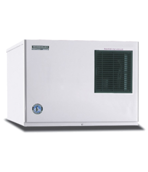 Ice Maker, Cube-Style, air-cooled, self-contained condenser, production capacity