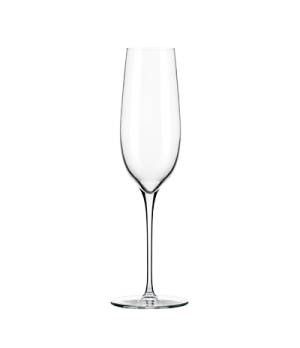 Champagne Glass, flute, 8 oz. capacity, high definition & high durability rim, C