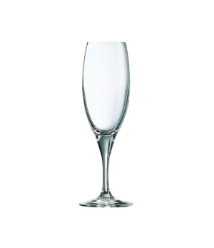 Champagne Flute Glass, 5-1/4 oz., glass, Kwarx®, Effervescence Plus, Chef & Somm