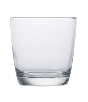 Old Fashioned Glass, 7 oz., fully tempered, glass, Arcoroc, Excalibur (H 3-1/16""
