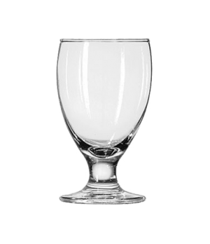Banquet Goblet Glass, 10-1/2 oz., Safedge® Rim and foot guarantee, EMBASSY®, (H