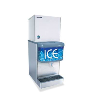 Ice Maker, Cube-Style, air-cooled, self-contained condenser, approximately 415 l