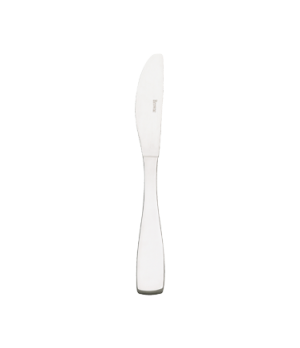 Modena Dessert Knife, 7-1/8, 13/0 stainless steel, satin finish