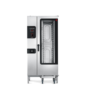 "Combi Oven/Steamer, electric, boilerless, roll-in, (20) 13"" x 18"" half size shee"