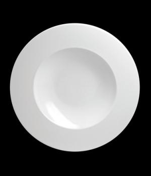 """Soup Bowl, 12 oz., 12"""" dia., round, rimmed, porcelain, Tria, Wish (minimum = cas"""