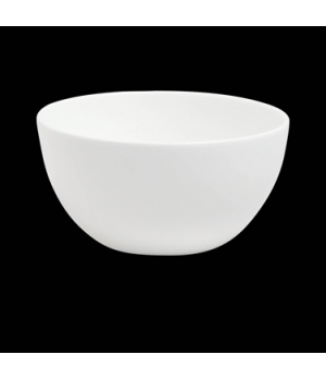 "Bowl, 10-1/2 oz., 4-3/4"" dia., round, coupe, bone china, Rene Ozorio, Paris Hote"