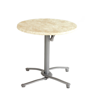 "Tilt Top Base 200, aluminum, for daily storage, for use with 32"", 36"", and 30"" x"