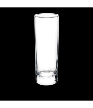"Long Drink Glass, 10-1/4 oz., 2-1/4"" x 6-1/2"", tempered, Bormioli, Cortina (USA"