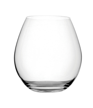 Burgundy Stemless Wine/Water Tumbler, 24-1/2 oz. (700ml), toughened crystal, Res