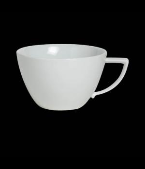 """Cappuccino Cup, 12-1/2 oz., 5-1/2""""W x 2-3/4""""H, porcelain, Sonata, Rene Ozorio (U"""