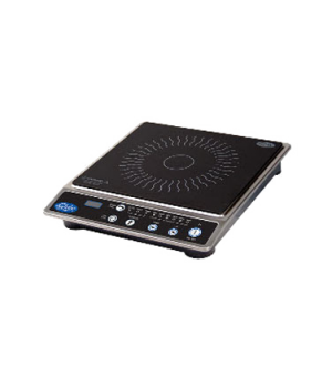 Induction Range, low profile, countertop, electric, for non-continuous use, temp