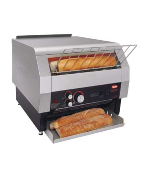 Toast-Qwik® Conveyor Toaster, horizontal conveyor, countertop design, bun and ba