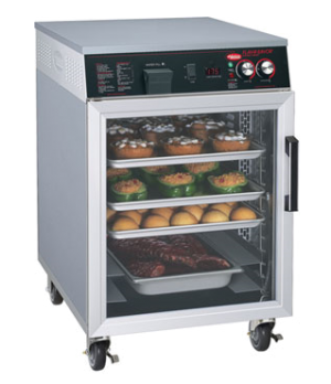 Flav-R-Savor® Holding Cabinet, Mobile Heated, thermostatically-controlled heat,