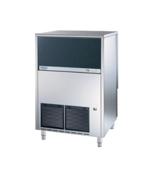 Brema Pebble Ice Maker, automatic, Ice Production: 308 lbs / 24 H.Bin Capacity: