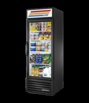 Refrigerated Merchandiser, one-section, True standard look version, (4) shelves,