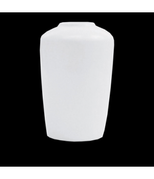 Madison Bud Vase, vitrified ceramic, Performance, Simplicity, White (UK stock it