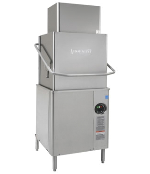 Ventless door type dishwasher,Energy recovery,Hot water sanitize,Internal conden