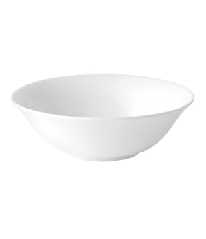 "Oatmeal/Cereal Bowl, 16 oz. (473ml), 6"" (15 cm), round, porcelain, microwave and"
