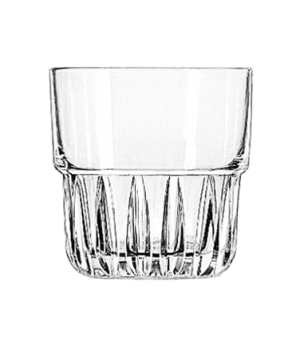 "Rocks Glass, 12 oz., stackable, DuraTuff®, EVEREST, (H 3-3/4""; T 3-5/8""; B 3""; D"