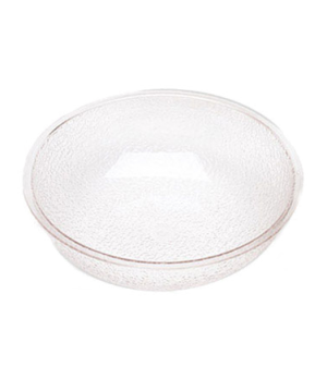 "Camwear® Serving Bowl, pebbled, 40 qt., 23"" dia., round, polycarbonate, break re"