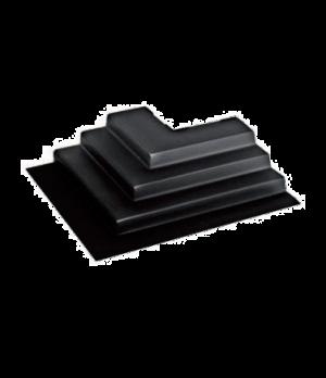 "Corner Shelf Ladder, 3.9""H (10 cm), 4-step, plexiglass, Urban-Square Buffet"