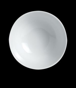 """Rice Bowl, 16 oz., 5-1/2'' dia. x 2-1/2""""H, round, Varick, Café Porcelain (Canada"""