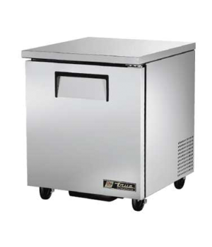 Undercounter Refrigerator, 33-38° F, (2) shelves, stainless steel top & sides, w