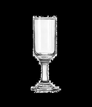 "Cordial Glass, 1-1/4 oz., Safedge® Rim and foot guarantee, EMBASSY®, (H 4-1/8"";"
