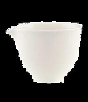 Creamer #6, 5 oz., premium porcelain, Dune
