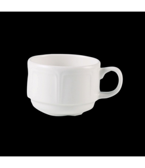 Cup, 7-1/2 oz., stacking, Distinction, Vogue, Monique (USA stock item) (minimum