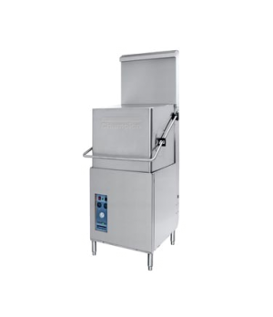 Genesis Dishwasher, door type, high temperature, ventless heat recovery system,