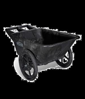 "Big Wheel™ Cart, 7.5 cu. ft. capacity, 28-1/4""H x 58""L x 32-3/4""W, built-in hand"