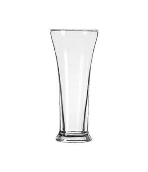 "Pilsner Glass, 11-1/2 oz., Safedge® Rim guarantee, (H 7-1/4""; T 3-1/8""; B 2-7/8"""