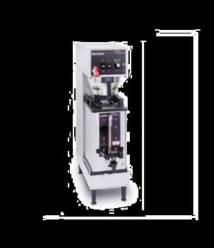 27800.0002 SINGLE Soft Heat® Coffee Brewer, brews 11.4 gallon per hour capacity,