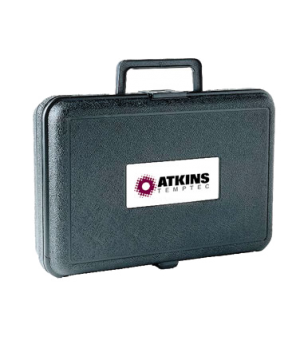 Rigid case with foam insert (Atkins)